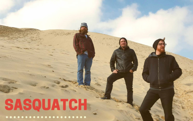 Sasquatch European Tour