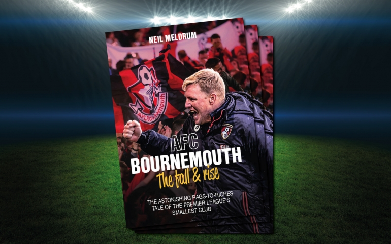New Book Charts AFC Bournemouth's Amazing Rise
