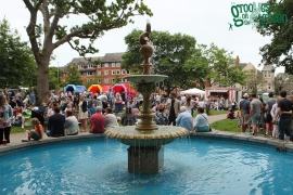 Grooves on the Green This Weekend in Ashley Cross