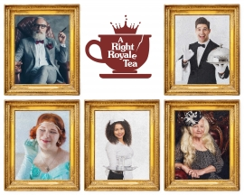 Your Invitation to a 'Royal' Comedy Afternoon Tea Experience in Bournemouth this Summer