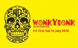 Get Wonky Donk Festival 2018 Tickets