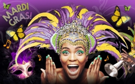 What can you expect at the Metropole Market Mardi Gras?