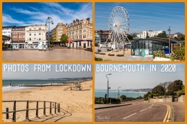 50 Photos from Lockdown Bournemouth