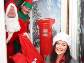 Festive fun in Southbourne with Santa's Letterbox & Light Switch-On