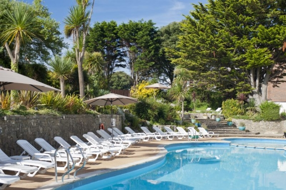 Top Ten Bournemouth Hotels With Swimming Pools Visit