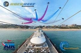 Win the very best Bournemouth Air Festival view