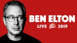 Ben Elton chats about his new tour