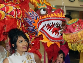 Celebrate the Chinese New Year in Boscombe