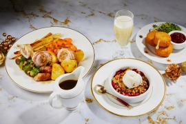Café Rouge's festive menu - early bird offer