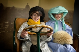 Beaulieu's Hands-on Half-term this February