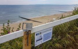 Join the Community Beach Monitoring by taking a pic for CoastSnap