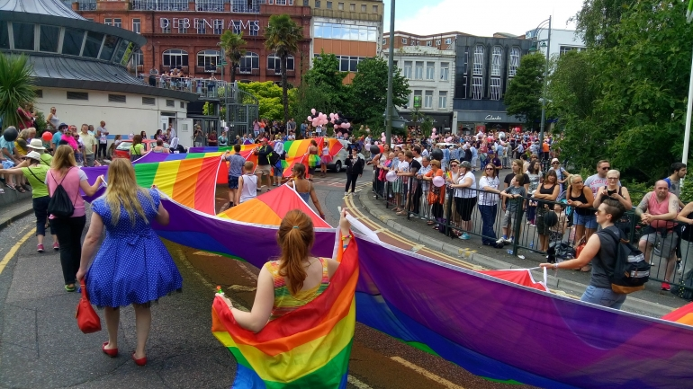 Bourne Free Pride Festival to Paint Bournemouth With Pride