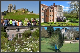 Which National Trust places can you visit from Bournemouth?