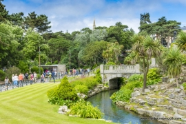 Gold for Bournemouth Gardens
