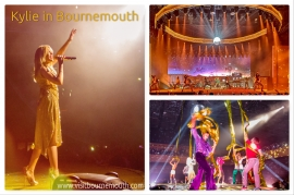 Photo Review - Kylie Minogue in Bournemouth
