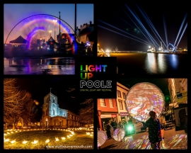 45 Photos from Light Up Poole Digital Arts Festival 2020