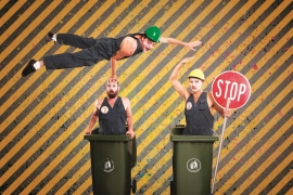 Trash Test Dummies in Poole this October