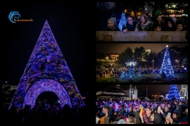 50 photos from Bournemouth's Big Christmas Switch-On
