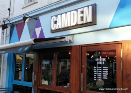 Camden in Westbourne - Lunch Review