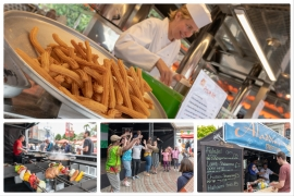 Photos from Bournemouth's Food and Drink Festival
