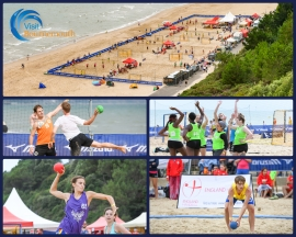 See 200 photos from the British Beach Champs