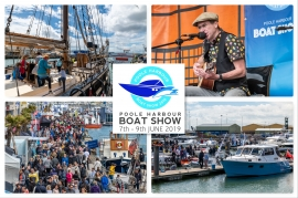 See 40 photos from the Poole Harbour Boat Show 2019