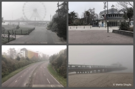 Video Shows Eerie and Deserted Bournemouth During COVID-19 Lockdown