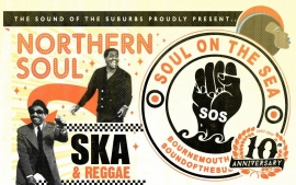 Soul On The Sea 10th Anniversary Bash - 1st July