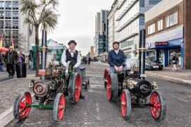 Full Steam Ahead for September Metropole Market