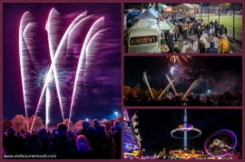 Bournemouth Fireworks Night - Photos