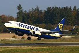 Ryanair Launches New Bournemouth Base