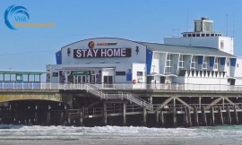 A short video message from Bournemouth Pier