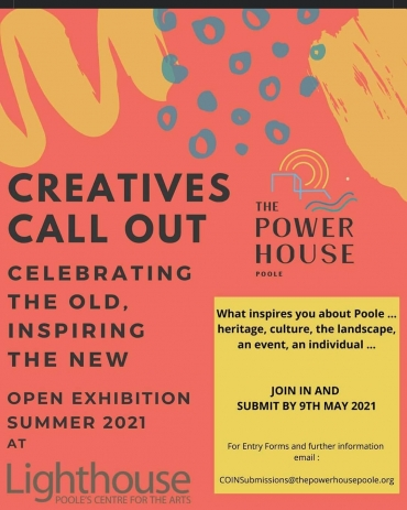 Community invitation to power up, create and celebrate Poole