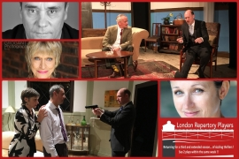London Repertory Players bring 4 Sizzling Thrillers to Bournemouth