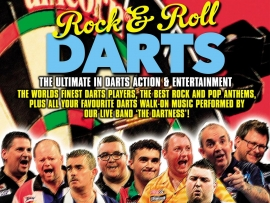 See Rock and Roll Darts this September