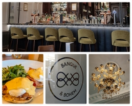 Banque & Bohem - lunch review