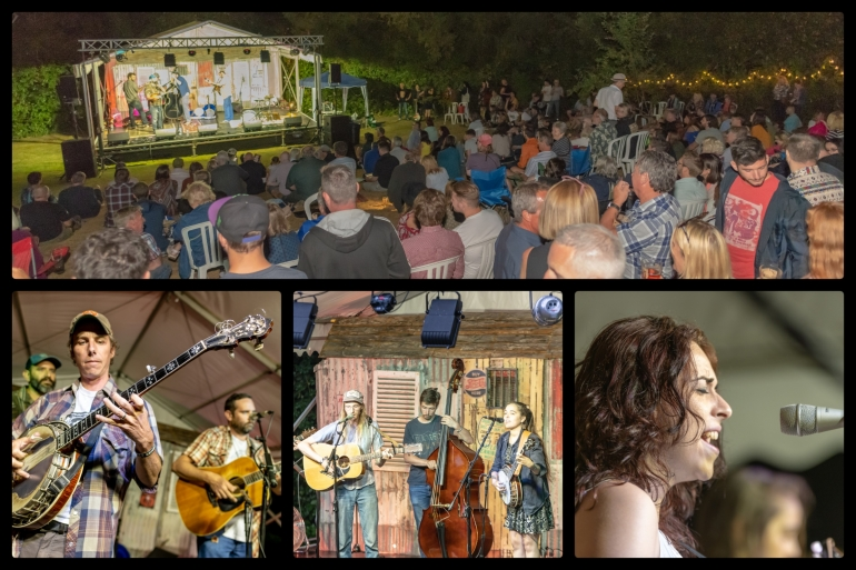 50 photos from Friday at Beer and Bluegrass Festival