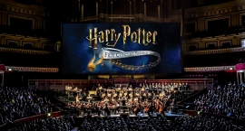See Harry Potter and the Philosopher's Stone in Concert with full orchestra