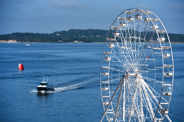 Big Wheel to offer new Views of Poole