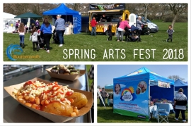 Photos from the Spring Arts Fest 2018 at Branksome Rec
