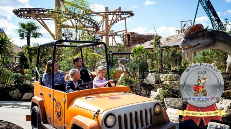 Local Theme Park Wins Two Silver in National Awards