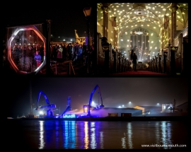 Photos from Light Up Poole Art Festival 2019