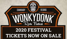 Wonky Donk 2020 Tickets on Sale Now