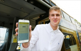 Bus Tickets? Now there's an App for that