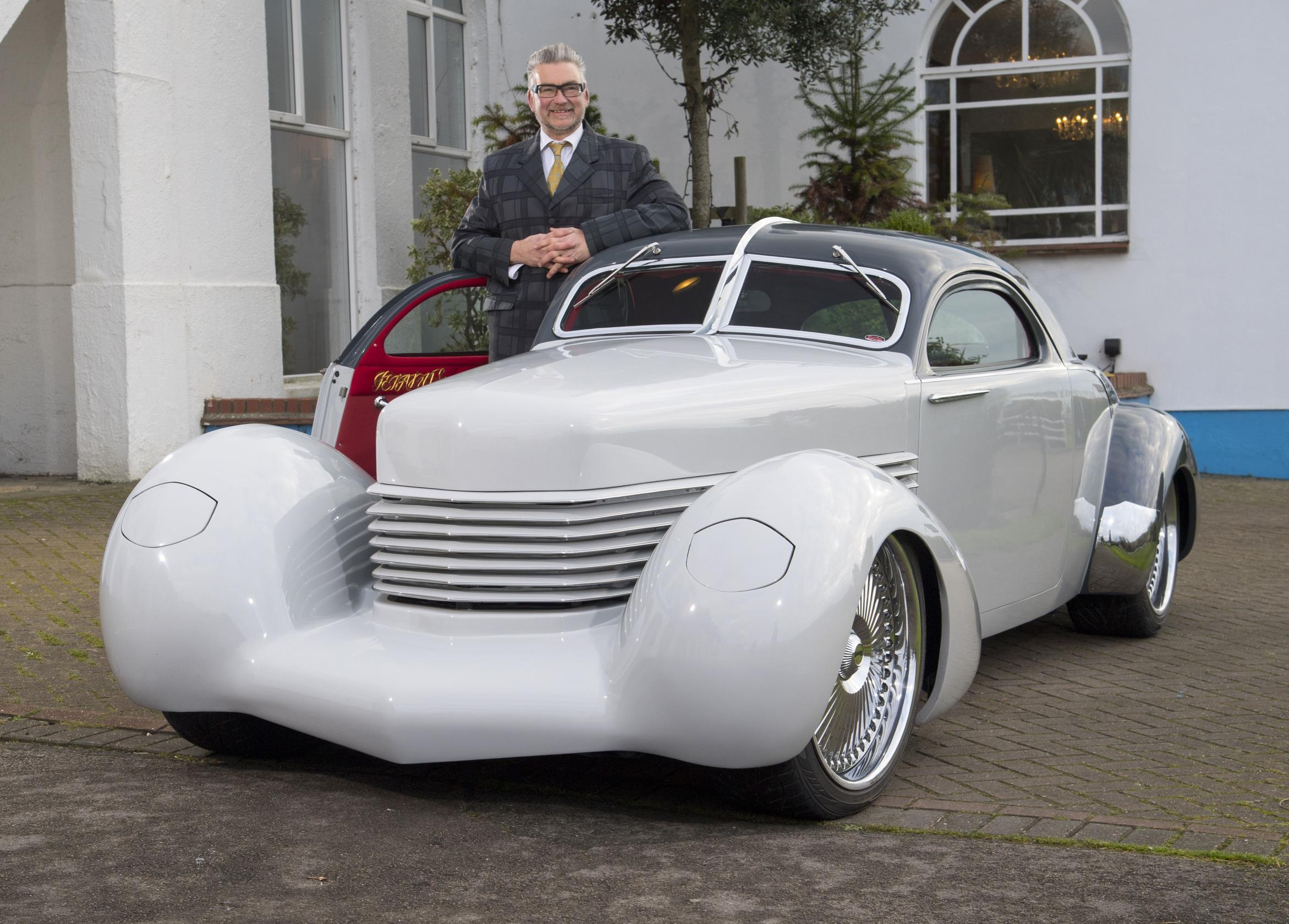 Andy Saunders' The Art of Kustom opens at Beaulieu