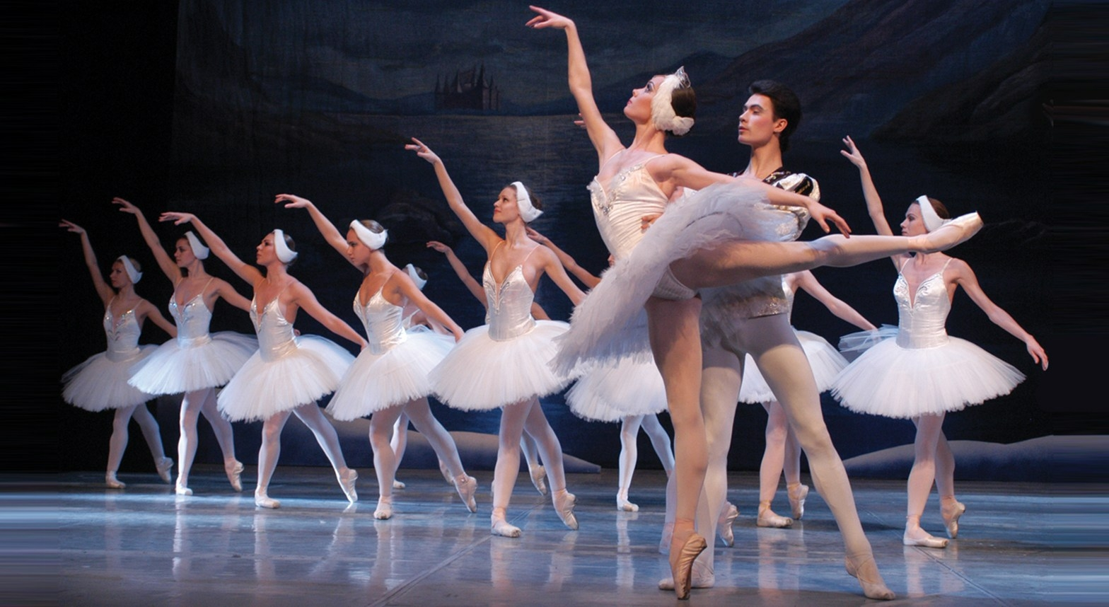 Russian State Ballet of Siberia presents Giselle, The Nutcracker and Swan Lake