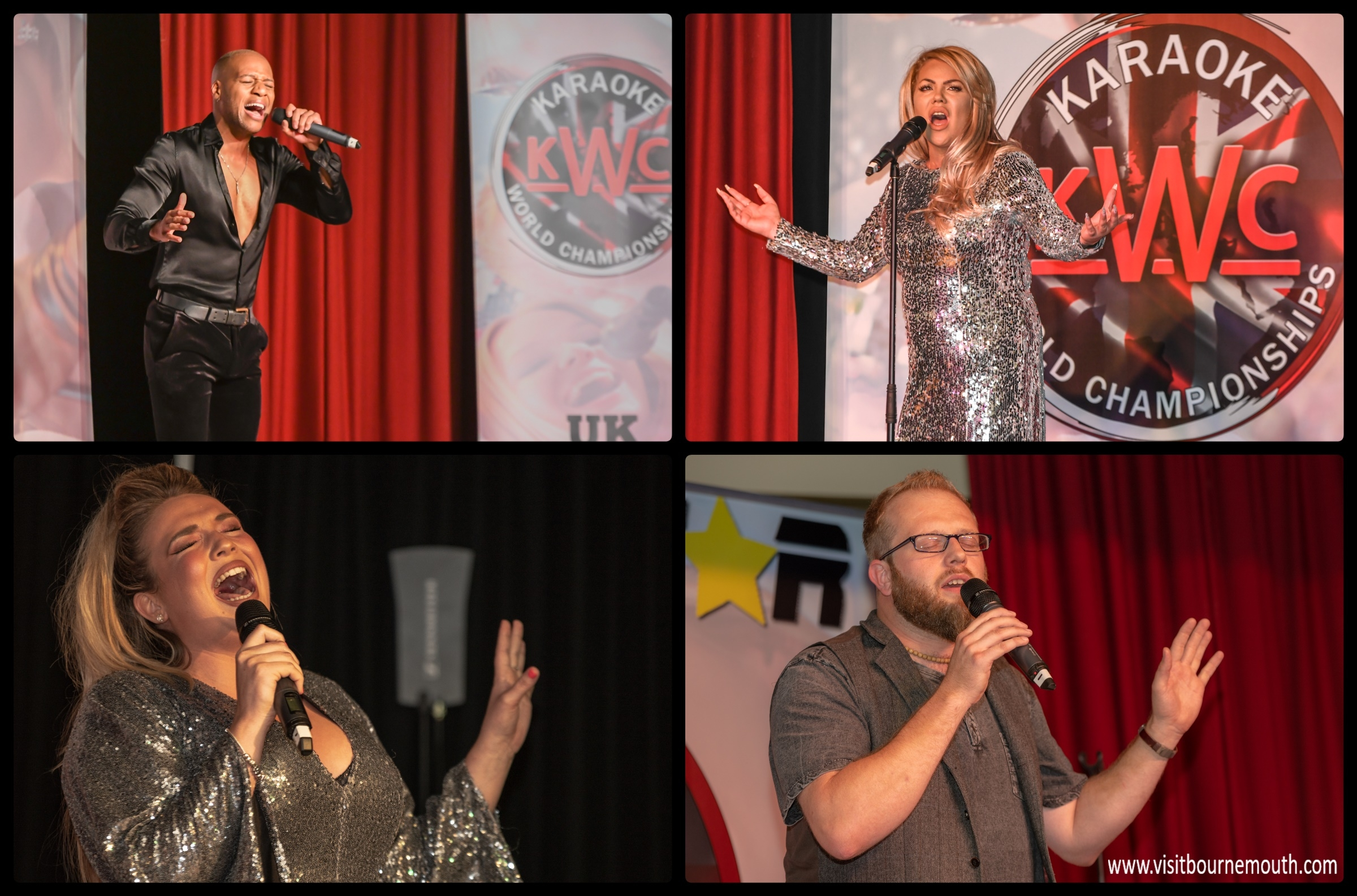70 photos from the World Karaoke Championship UK Finals