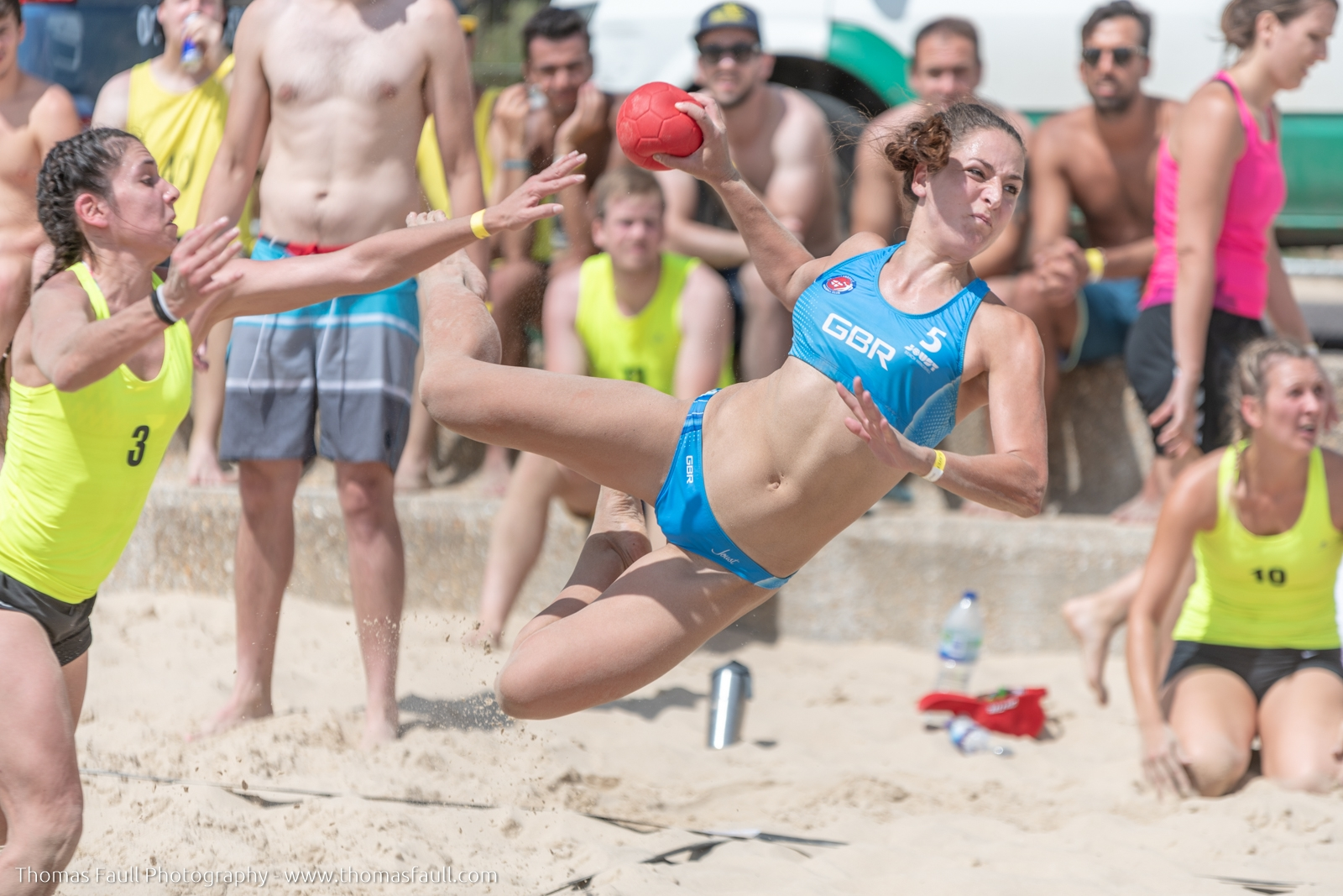 101 photos from the British Beach Handball Championships