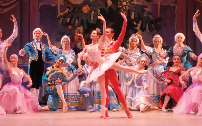 Russian State Ballet of Siberia - Giselle, The Nutcracker and Swan Lake