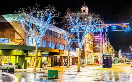 Christmas in Boscombe